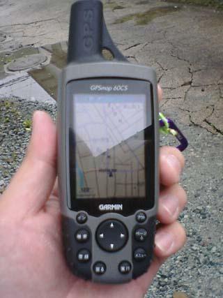 GARMIN GPSmap60CS