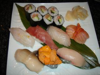 「一艸亭」にぎり寿司