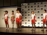 2009JAPANCUPチームプレゼンテーション
