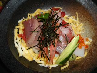 「わさびの花」海鮮丼