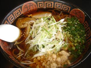 「麺辰」鶏中華