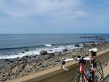とうかいサイクリング秋篇2日目_由利海岸2