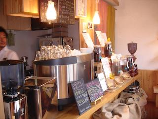 「sui-cafe」店内1