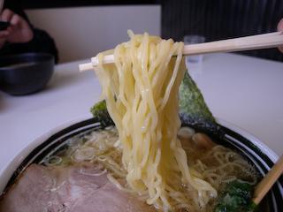 「ラーメン味来道」中華そばUP