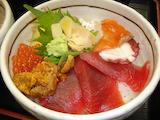 「たかいち」海鮮丼