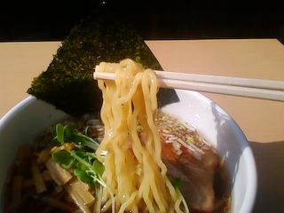 「らぁ麺 風゛」らぁ麺UP
