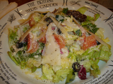 ホワイトアスパラガスのサラダ