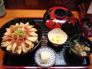 浜寿司_ホッキ飯