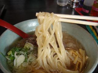「新旬屋」とりワンタン麺UP1