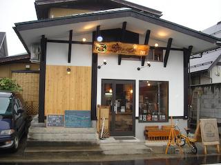 「sui-cafe」外観