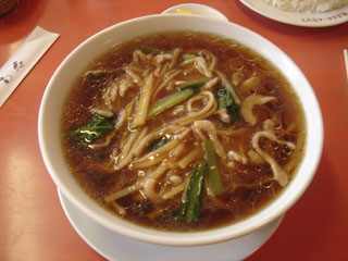 江南春_肉絲湯麺