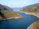 六十里越ライド_月山ダム