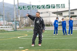 サッカースクール鈴木氏2