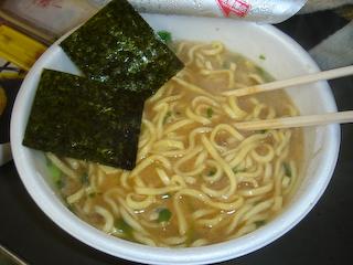 日清「太麺堂々」