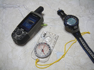 GPS&コンパス
