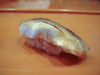 「小判寿司」コハダ