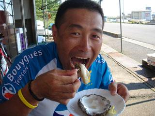 牡蠣食うuganda