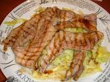 20090322ばせをさん送別会料理2
