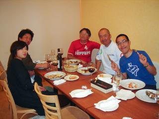 hiroさん&kuboGさん歓迎パーティー