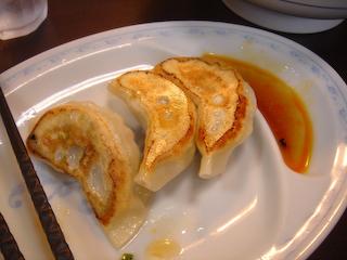 「竹林坊」餃子