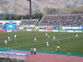 モンテvs横浜FC