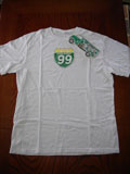 inhabitantTシャツ99白M