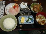 とうかいサイクリング秋篇2日目_昼飯