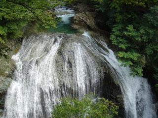 20070922大滝ドライブインからの大滝