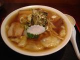 め組ワンタンチャーシュー麺