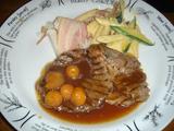 「PetitNoel」ワインの会料理4