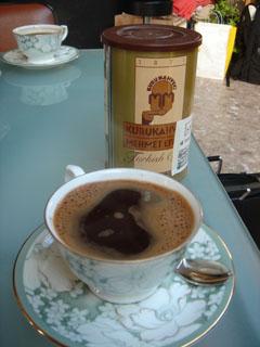 トルココーヒーbefore