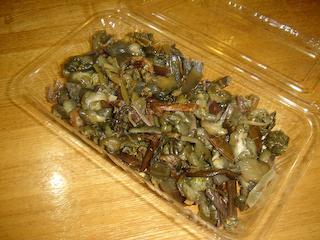 「RomeStation」山菜の味噌漬け
