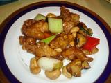 若鶏とカシューナッツ炒め