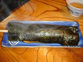 「coco夢や」どんどん焼き高菜海苔