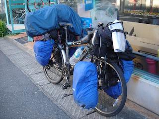 慶太くん自転車