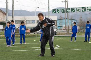 サッカースクール奥寺氏2