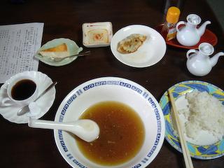 エビのジャンボワンタンあんかけ麺セット