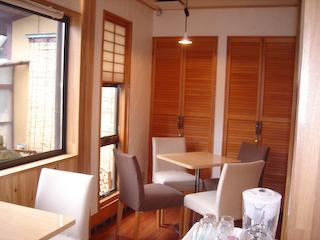 「sui-cafe」店内2