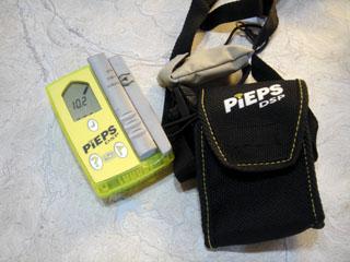 PiEPS DSPビーコン