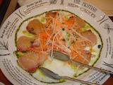 20090322ばせをさん送別会料理1
