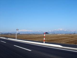 20070105月山&葉山
