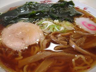 中村家鯛だし醤油ラーメンUP1