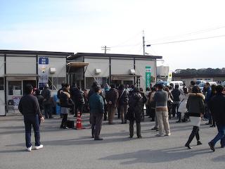 松島かき小屋