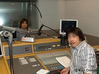 doiちゃん&岩崎敬さん@BoyFM