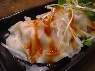 ごま蔵_ゆで餃子UP