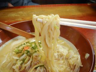 「仙台味噌タンメン寅や」味噌タンメンUP