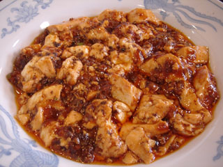 麻婆豆腐UP