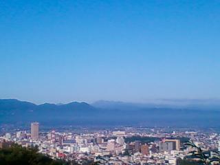 20090917盃山からの眺め