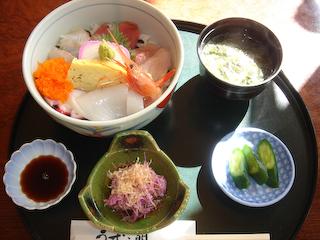 「うず潮」海鮮丼