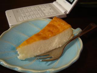 「季分屋」ミニチーズケーキ